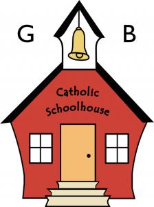Catholic Schoolhouse Green Bay Logo