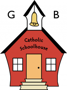 Catholic Schoolhouse Green Bay Logo